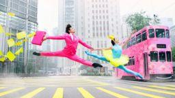 Яркият балет на Хонг Конг омагьосва с  вълнуващ спектакъл