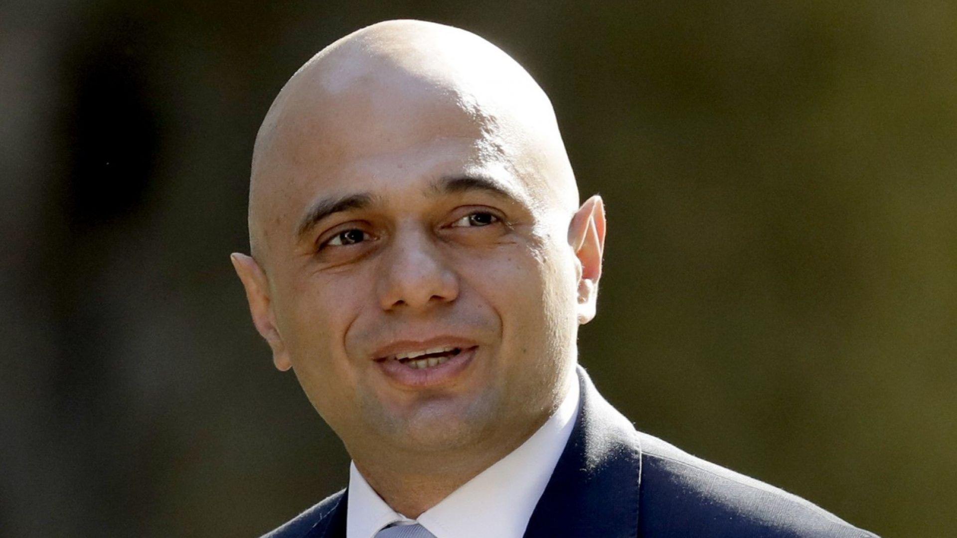 В UK искат разследване на финансовия министър Джавид за работата му в Дойче банк