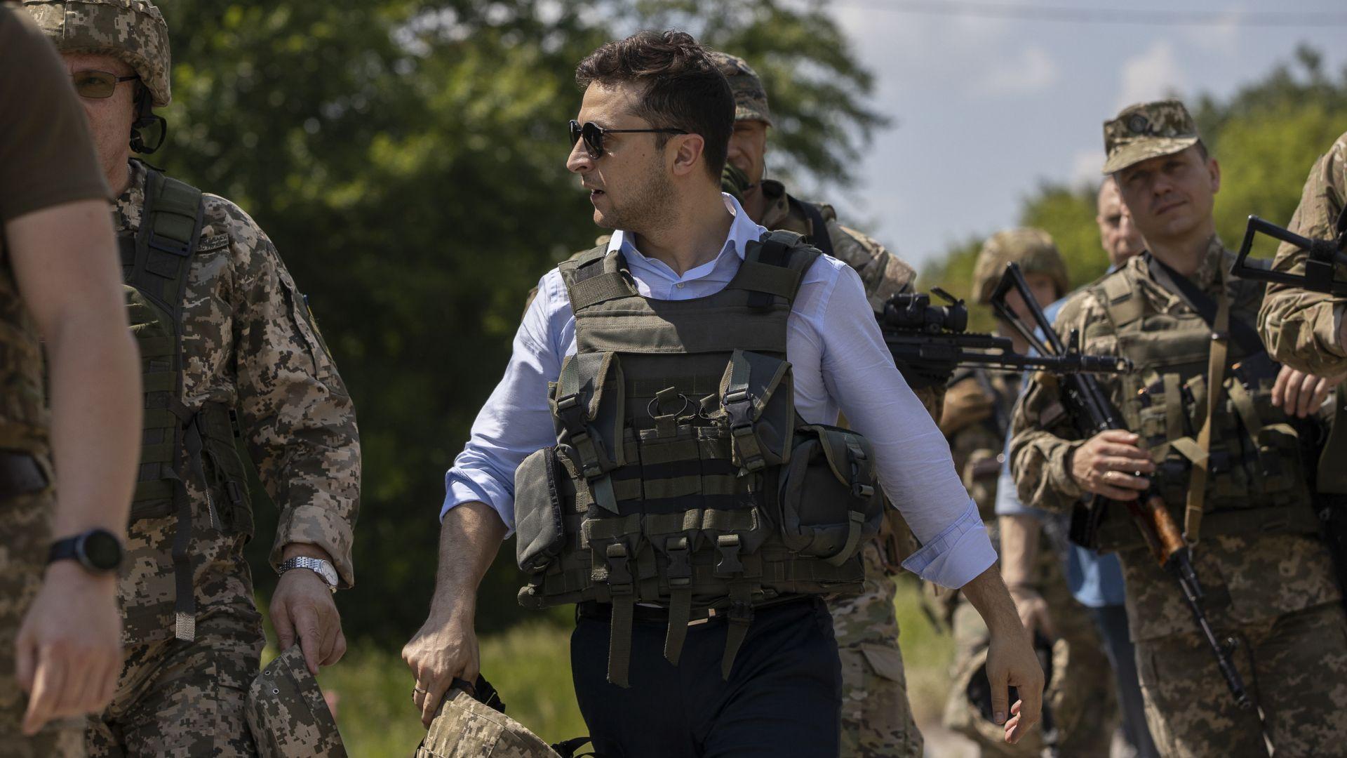 САЩ отпусна 250 млн. долара военна помощ на Украйна