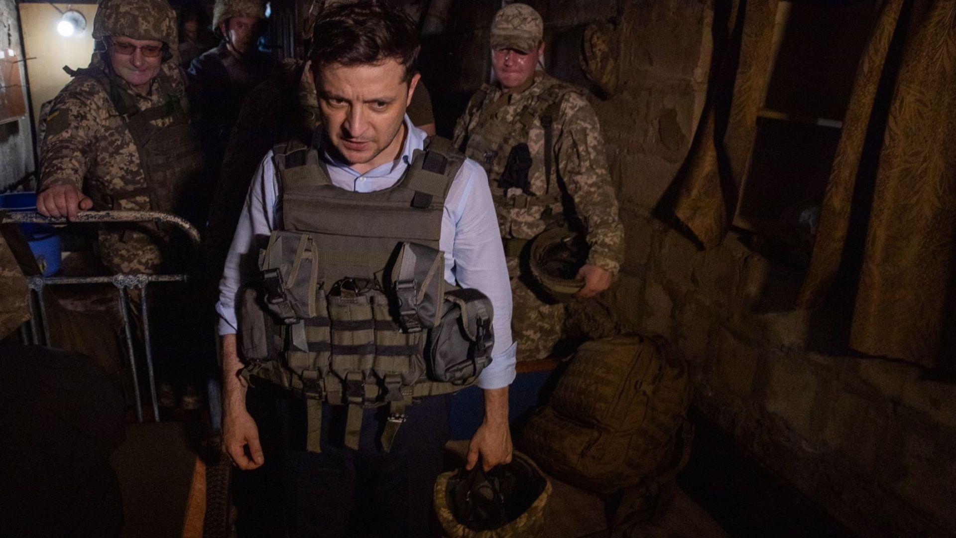 Зеленски за размяната на задържани: Разбрахме се с Путин да спрем войната