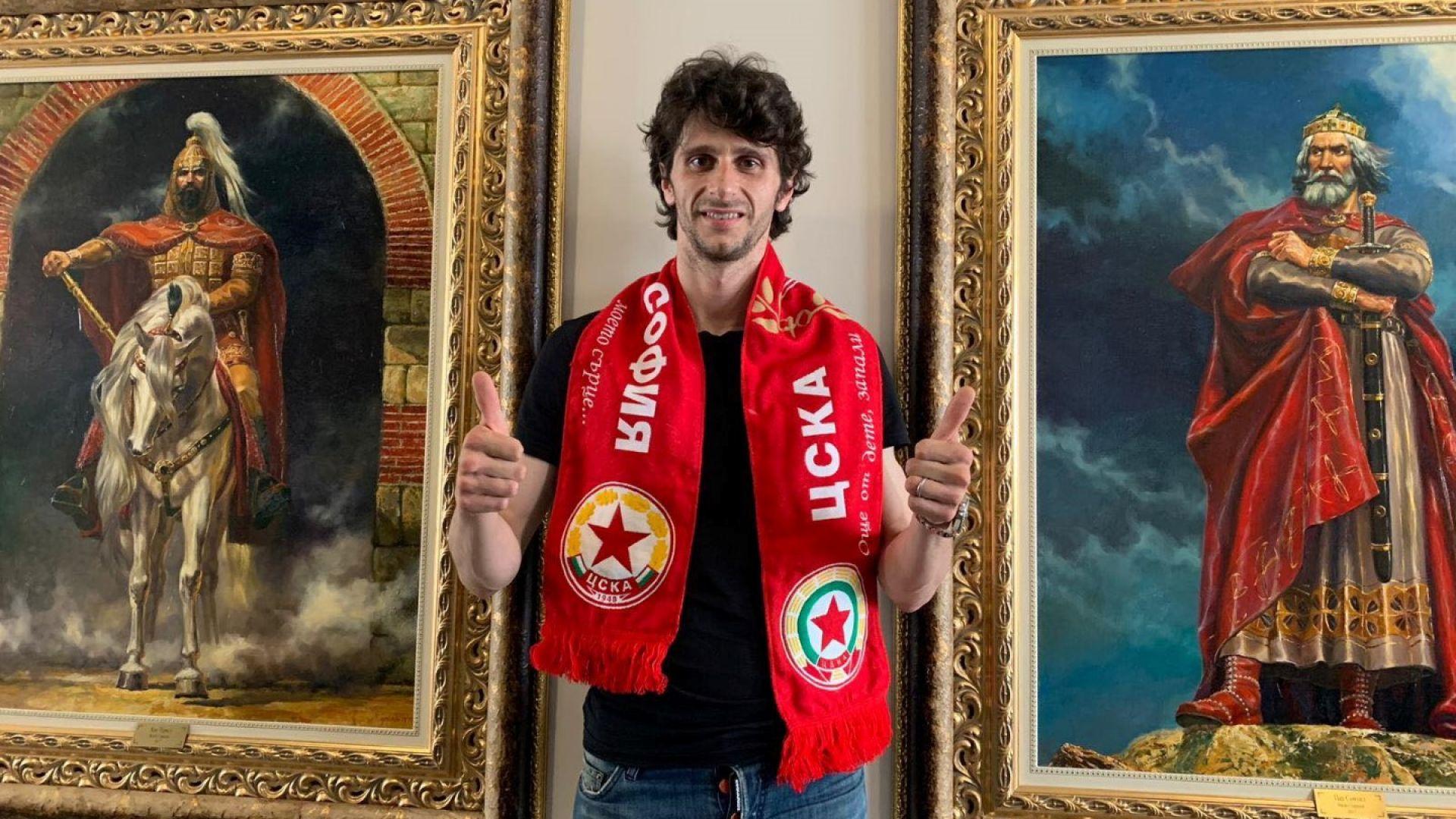 Румънци разкриха заплатата на новия в ЦСКА