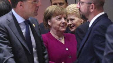 Европейските лидери оставиха телефоните си, докато решават кой ще оглави ЕК
