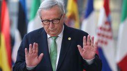 Юнкер продължава да е оптимист за сделка за Брекзит