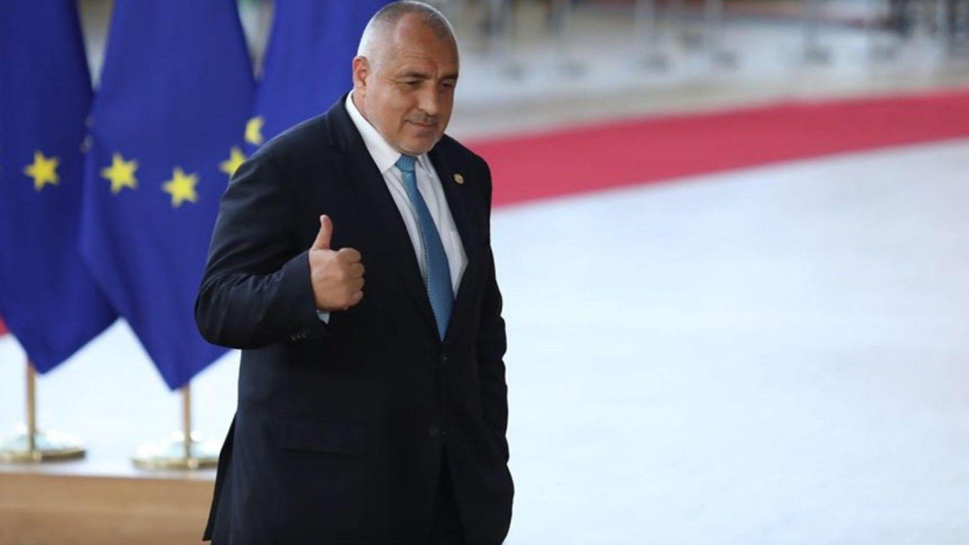 Борисов се похвали: България е на пето място по ръст на БВП в ЕС (графика)