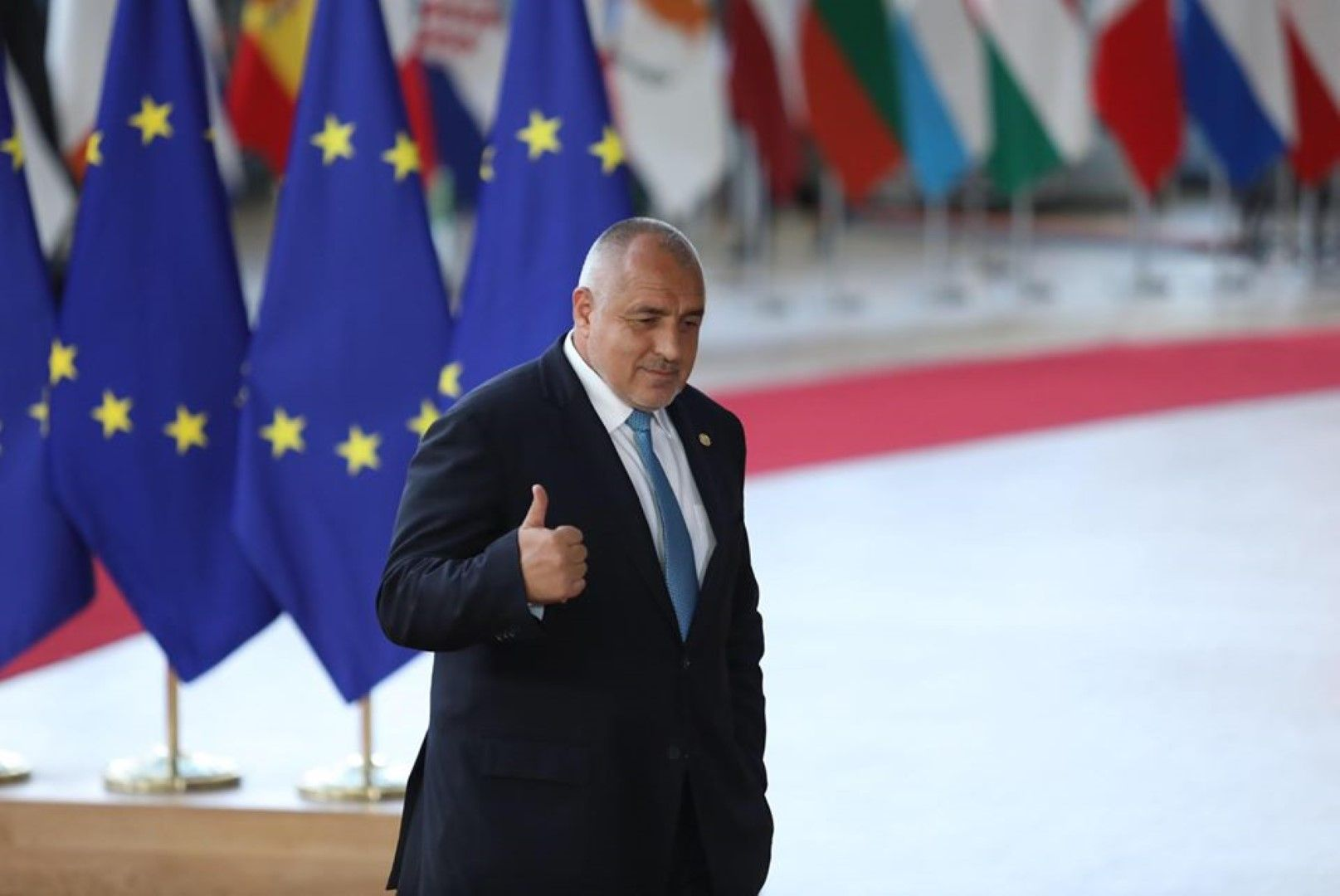 Бойко Борисов гарантира лоялност към позицията на ЕНП