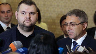 Пеевски дойде в НС и се отказа от Брюксел: По-нужен съм в България (снимки+видео)