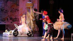 """Балет """"Арабеск"""" с подарък за децата на 1-ви юни"""