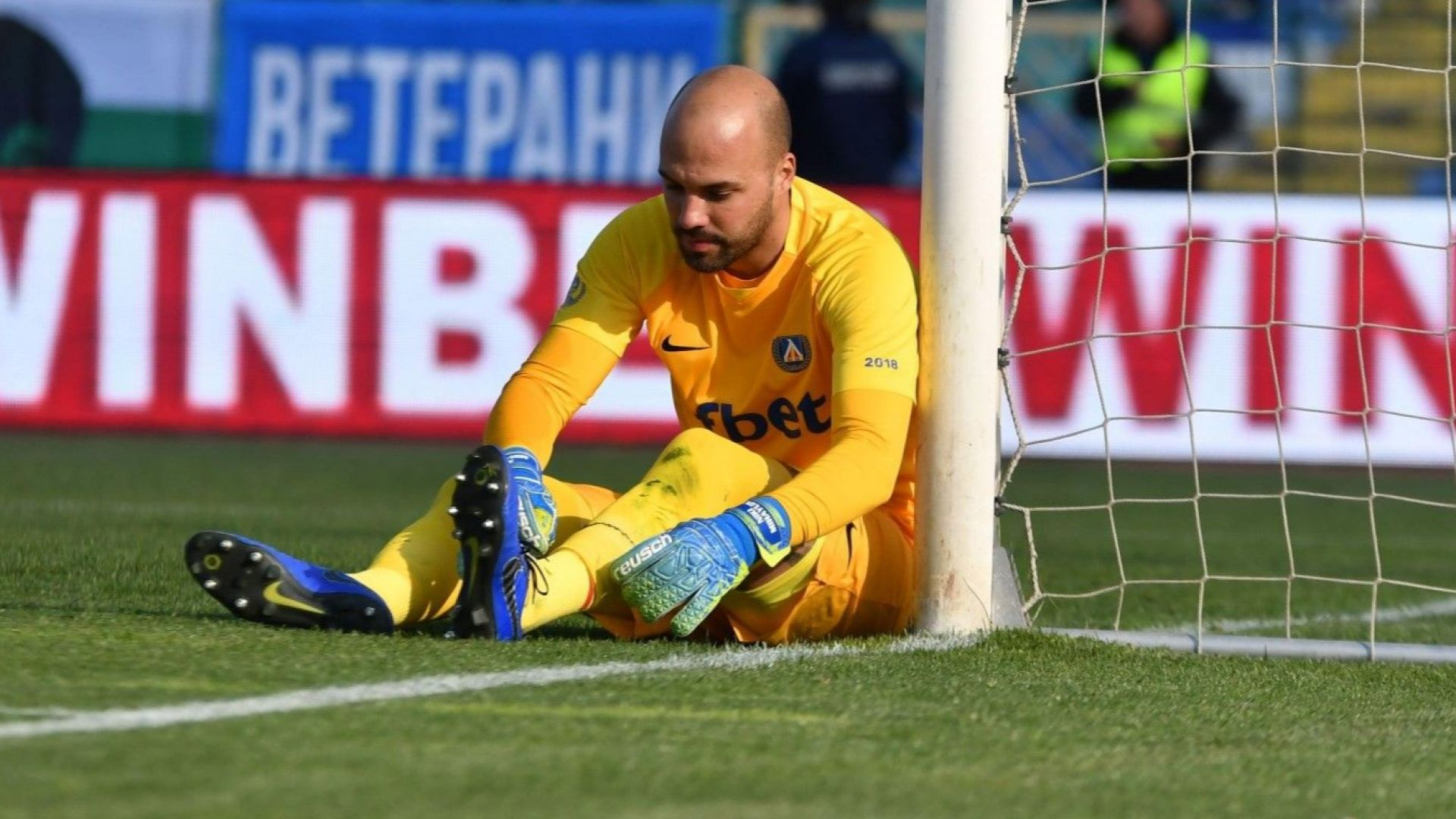 Николай Михайлов се контузи, пропуска началото на сезона