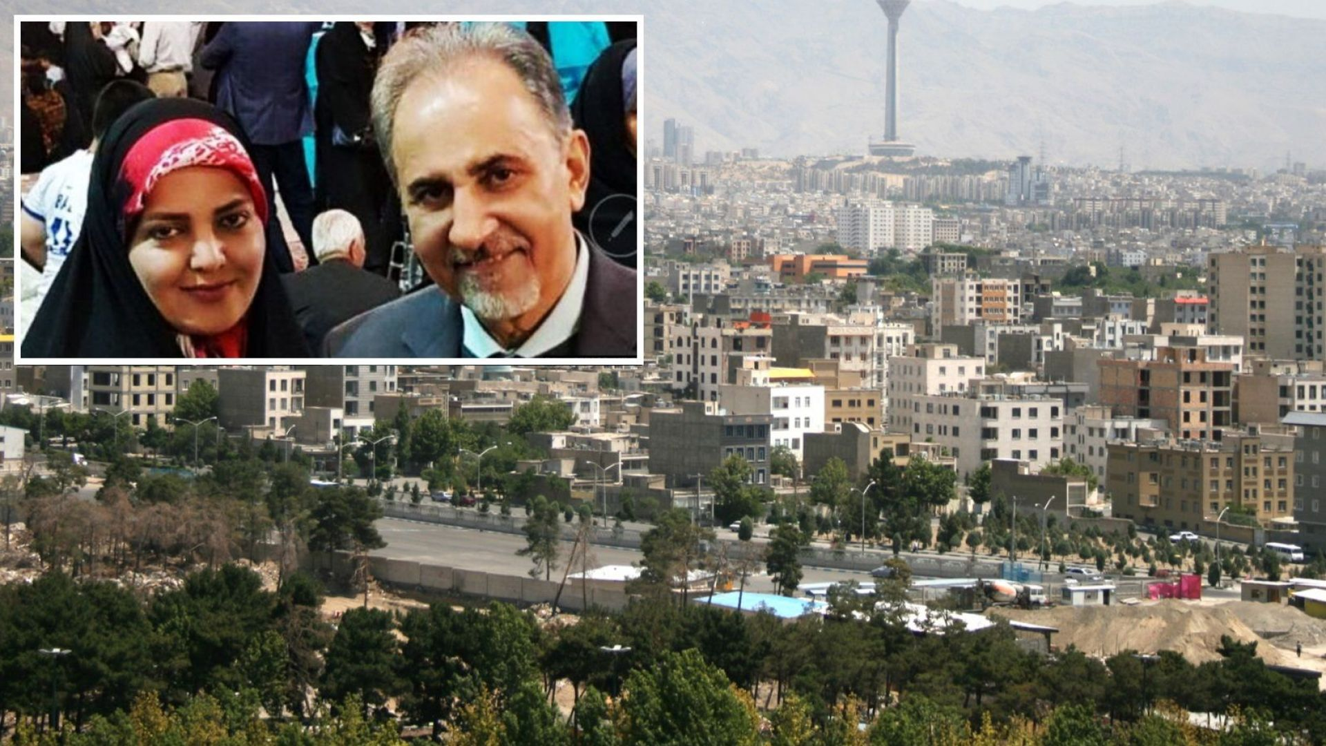 Бившият кмет на Техеран застреля втората си съпруга (видео)