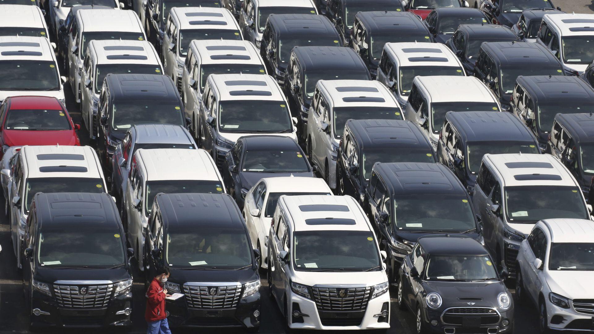 Toyota обмисля инвестиции в китайския конкурент на Uber - Didi