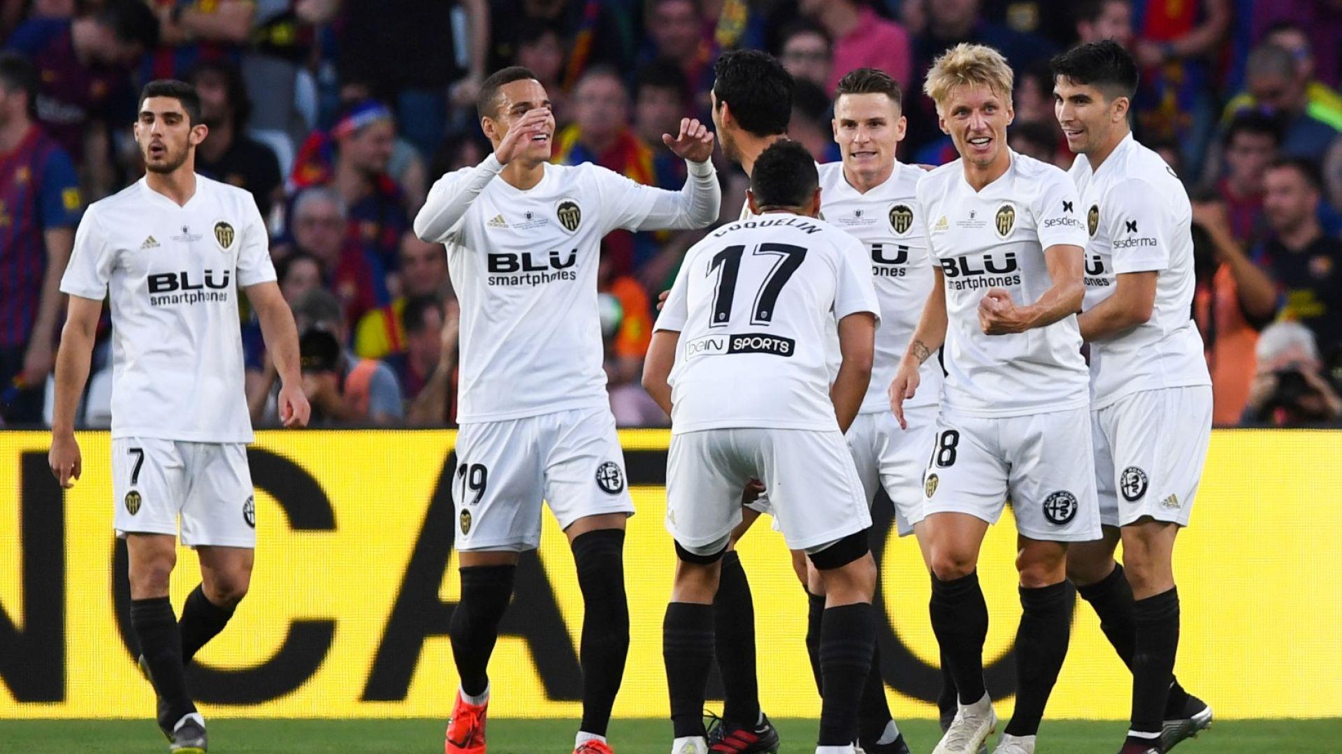 Властите в Испания разследват два мача на Валенсия
