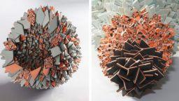 Изискана керамика - комбинация от еротика и животинска същност