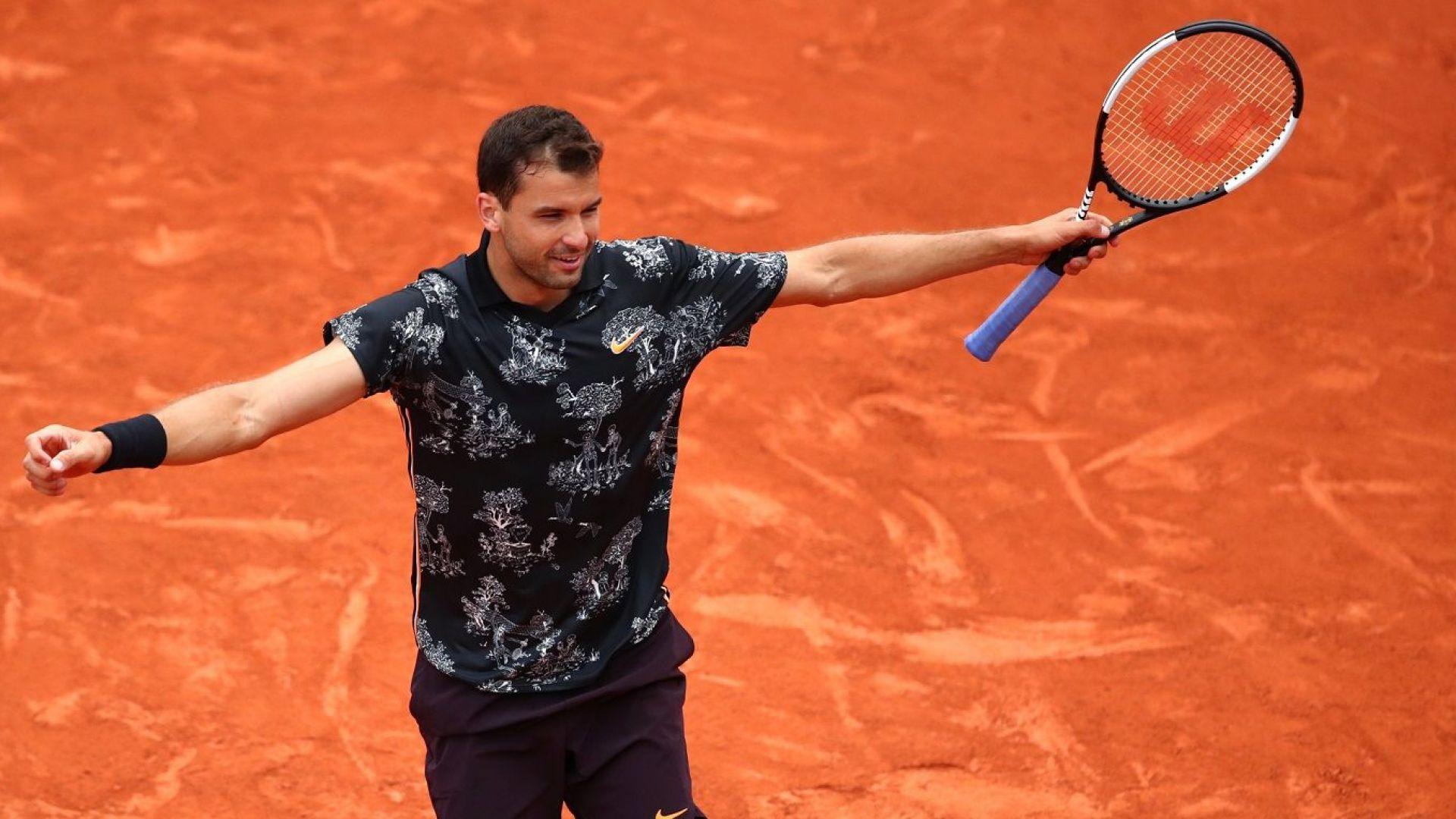 Целият елит на тениса ще участва на Мастърса в Рим, само контузеният Федерер липсва