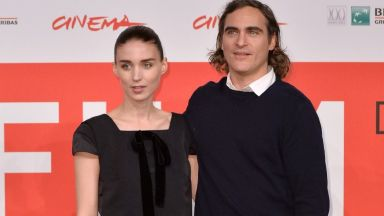 Хоакин Финикс и Руни Мара станаха родители за първи път