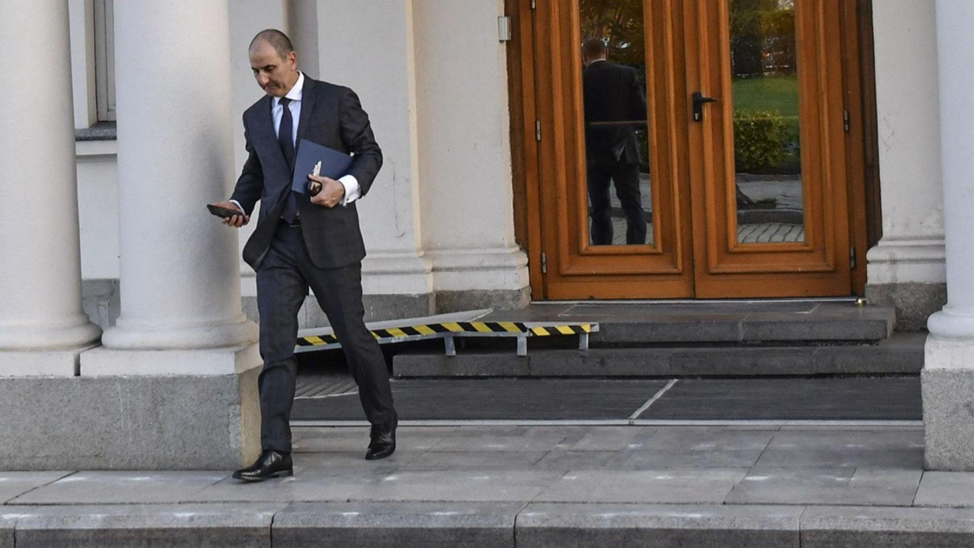 Парламентът реагира на Цветанов и ГЕРБ: Нищо повече от редови член