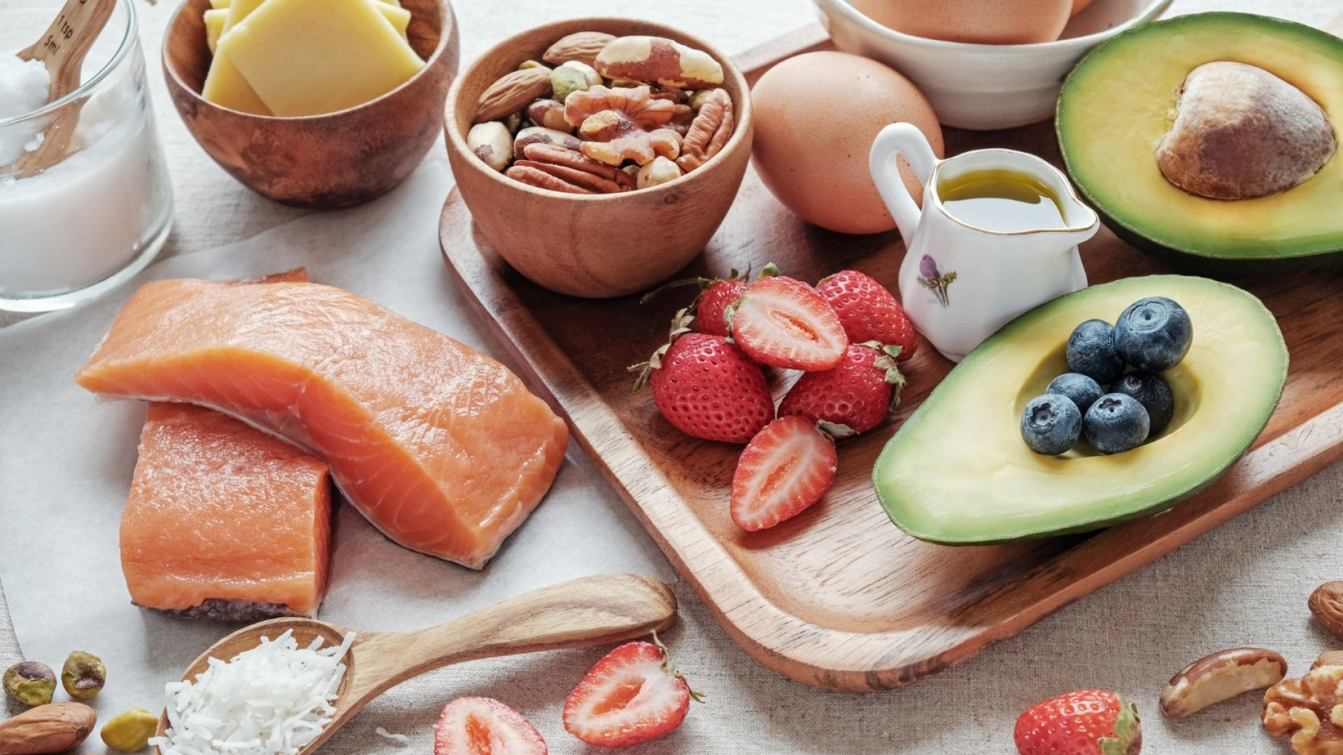 Храните, които ще ви избавят от високия холестерол
