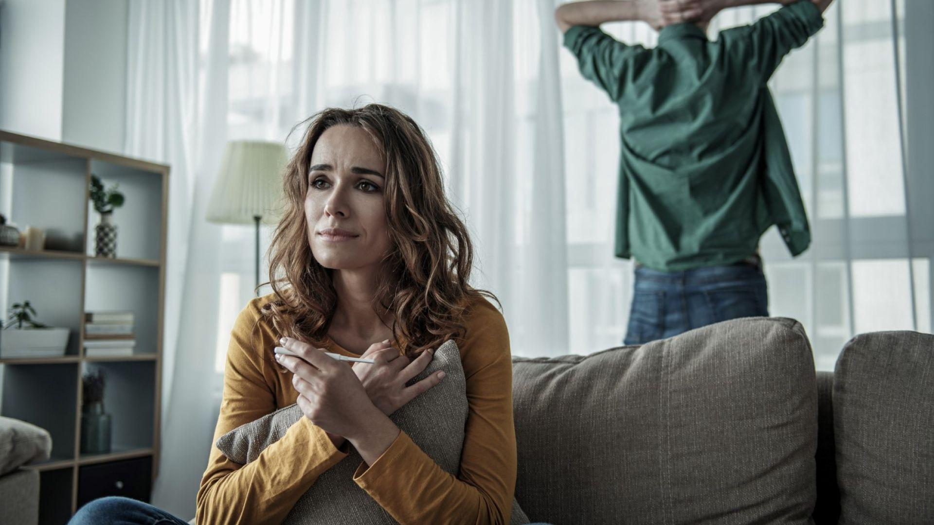 Стрес в началото на бременността влошава спермата на новородените момченца