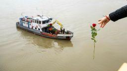 Украинският капитан, блъснал корабчето с южнокорейски туристи в Будапеща, е под арест