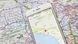 Google Maps показва камерите на пътя