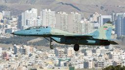 Как изглеждат военновъздушните сили на Иран (снимки)