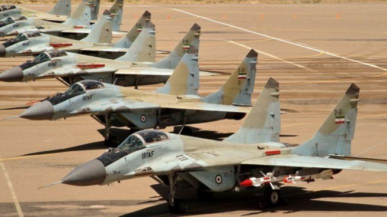 Ирански МиГ-29
