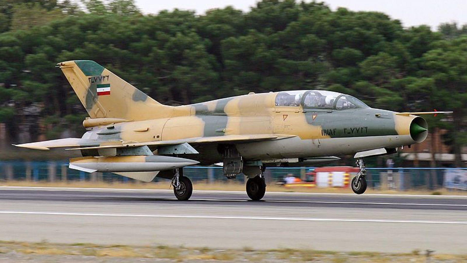 Ирански Chengdu F-7