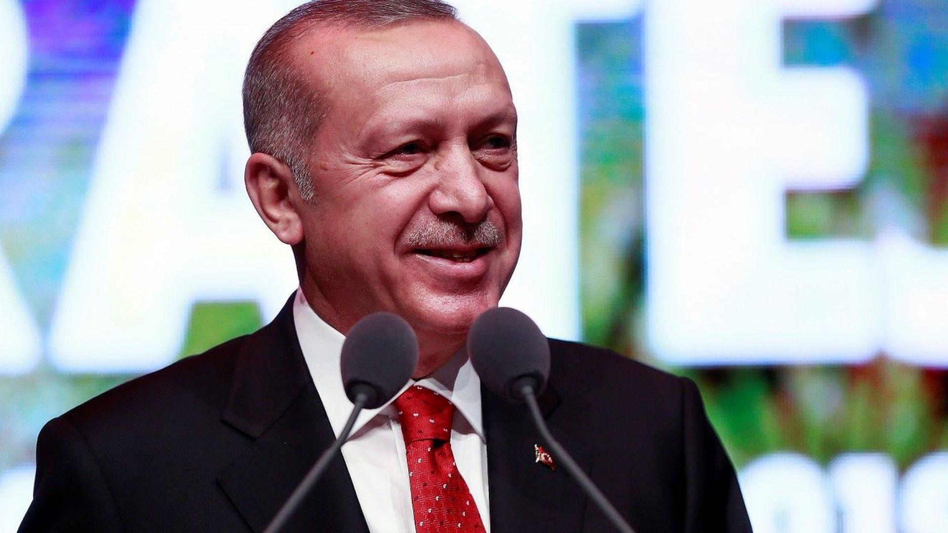 Ердоган: Ако е нужно, ще влезем отново в Кипър, както преди 45 г.