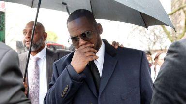 Арестуваха R. Kelly в Чикаго