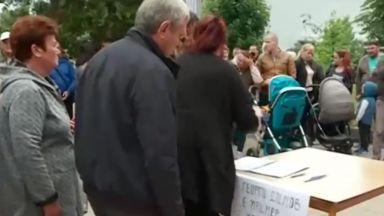 Протест в Божурище в подкрепа на арестувания кмет