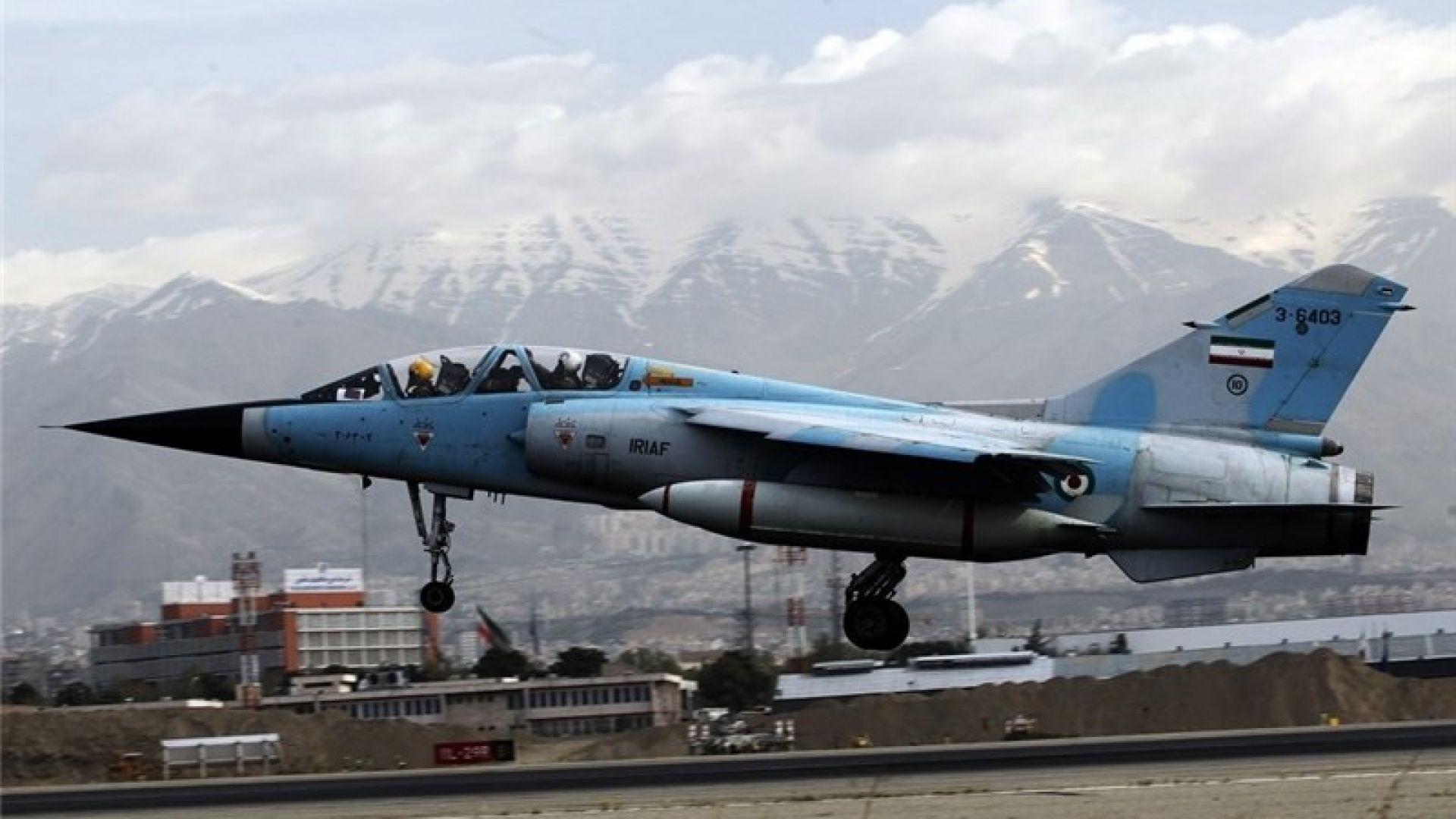 Ирански Mirage F1