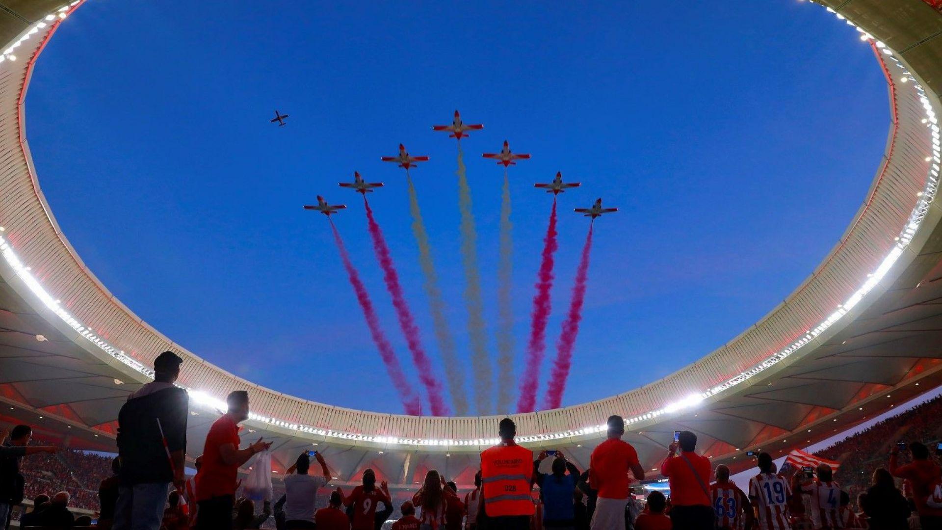 Бижуто на Атлетико и славният Мадрид посрещат мача на годината