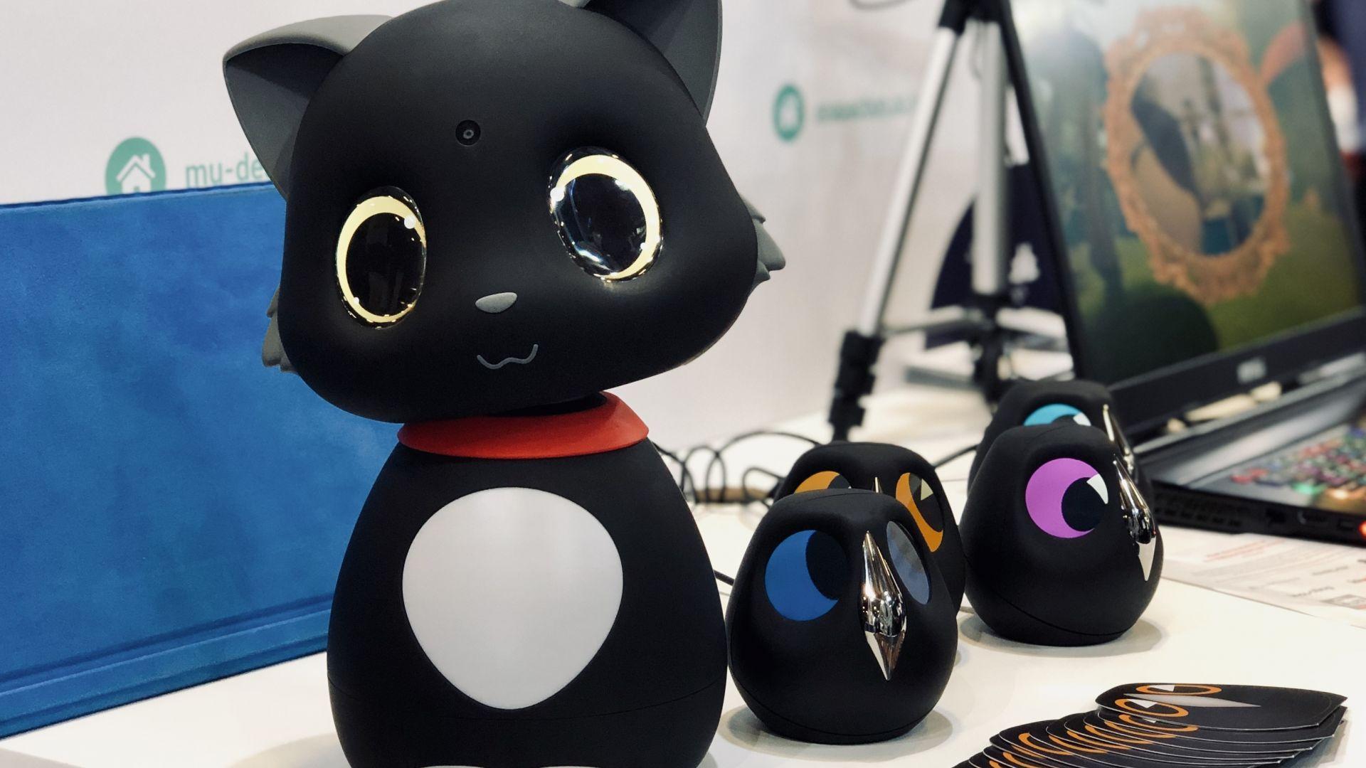 Китайци създадоха котка робот