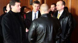 Полицаите, осъдени за смъртта на Чората, застанаха пред ВКС: Не сме убийци!