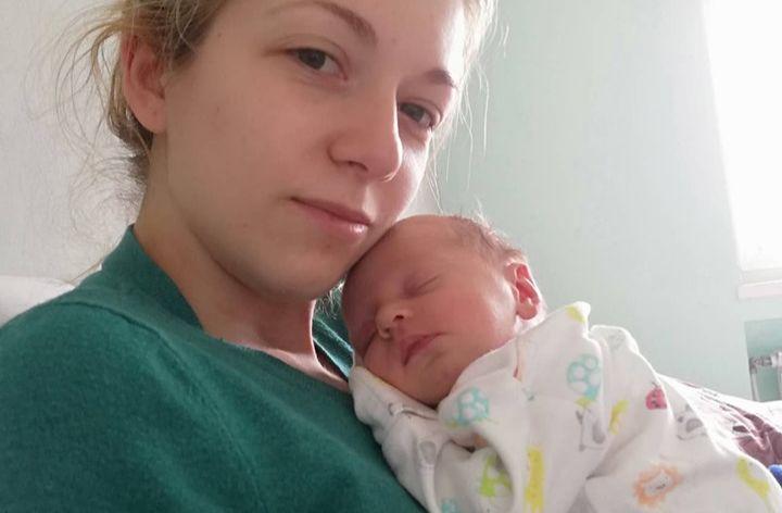 Калина и майка й Яна