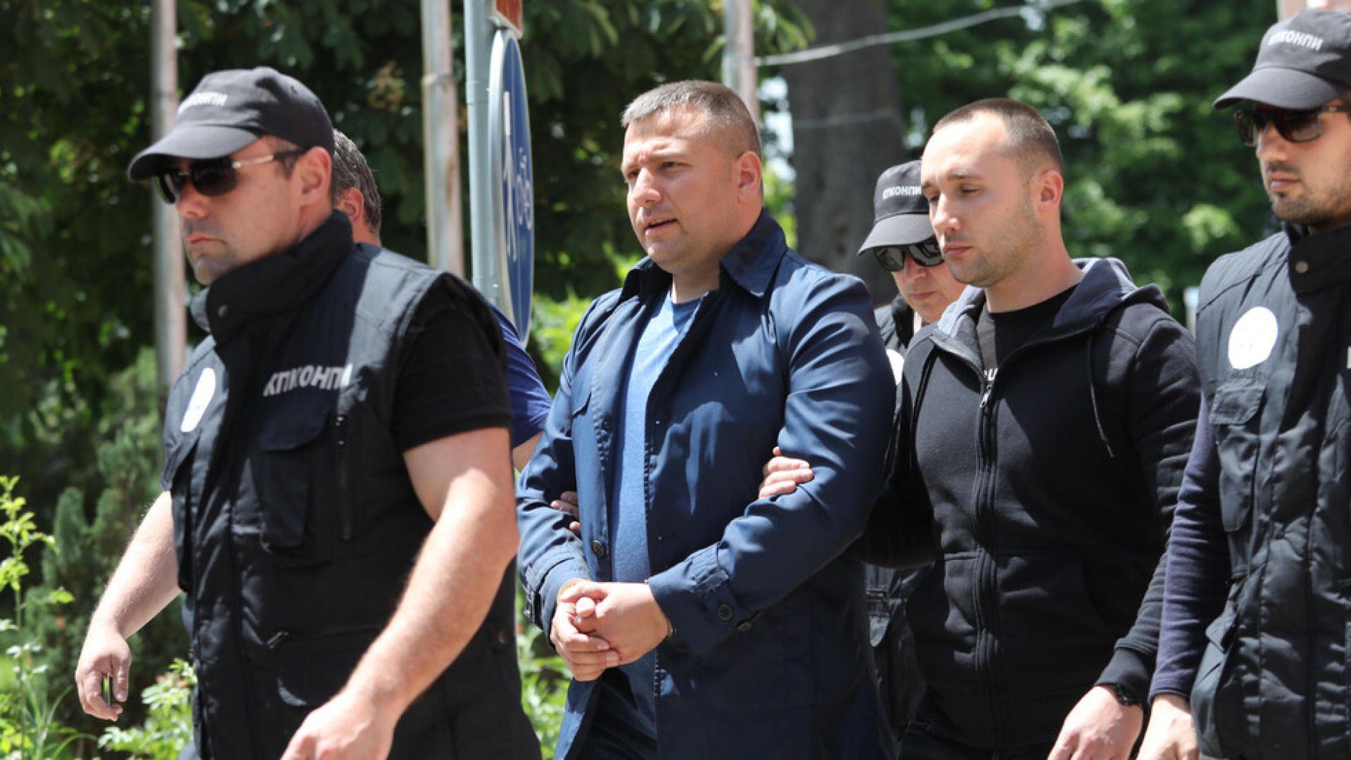 Кметът на Божурище Георги Димов остава в ареста, реши специализираният