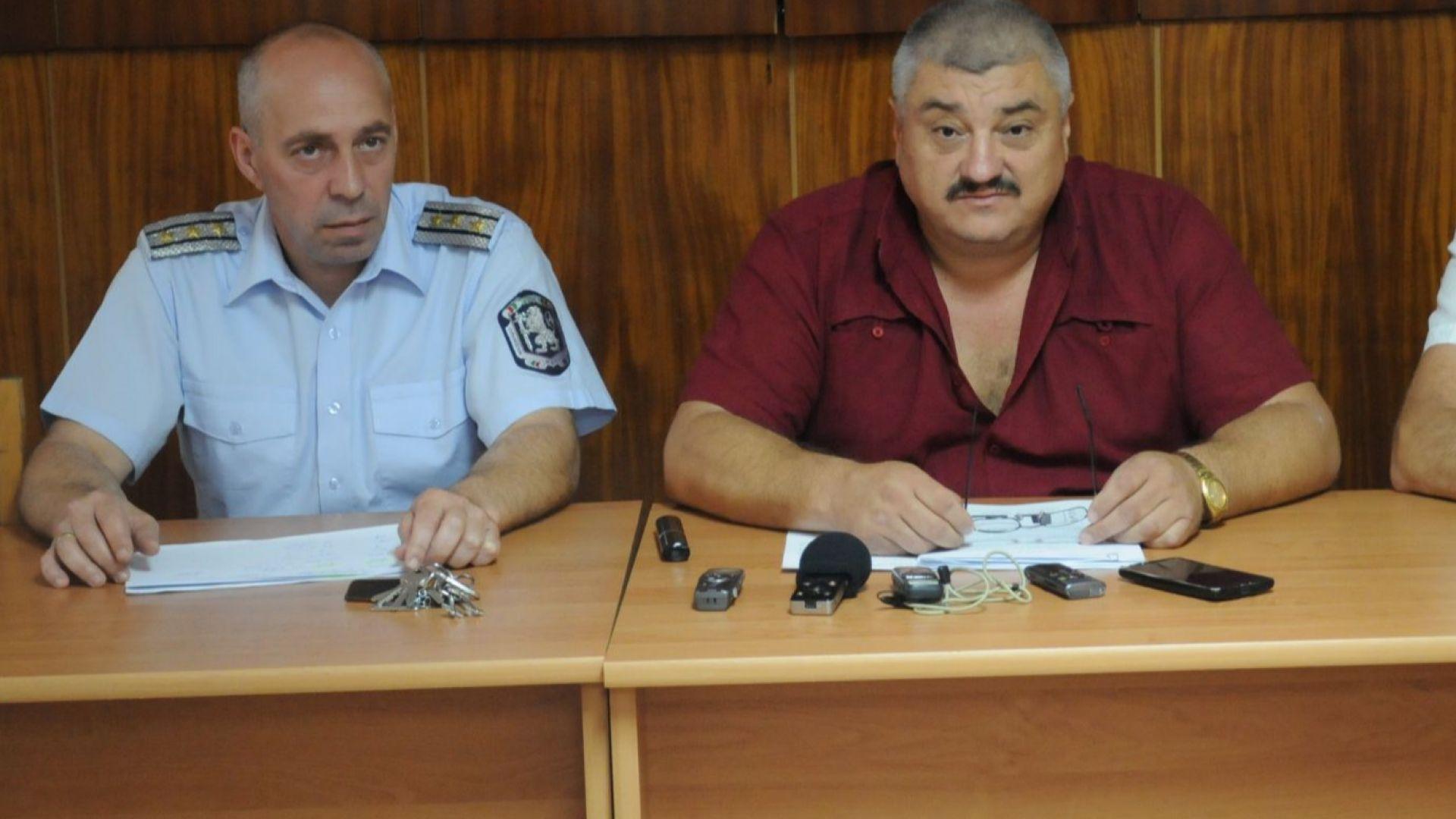 Отстраниха шефа на МВР-Силистра заради ранените от граната деца