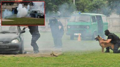 """В """"Гейропа"""" едва ли би им хрумнало да възпитават децата с гранати"""