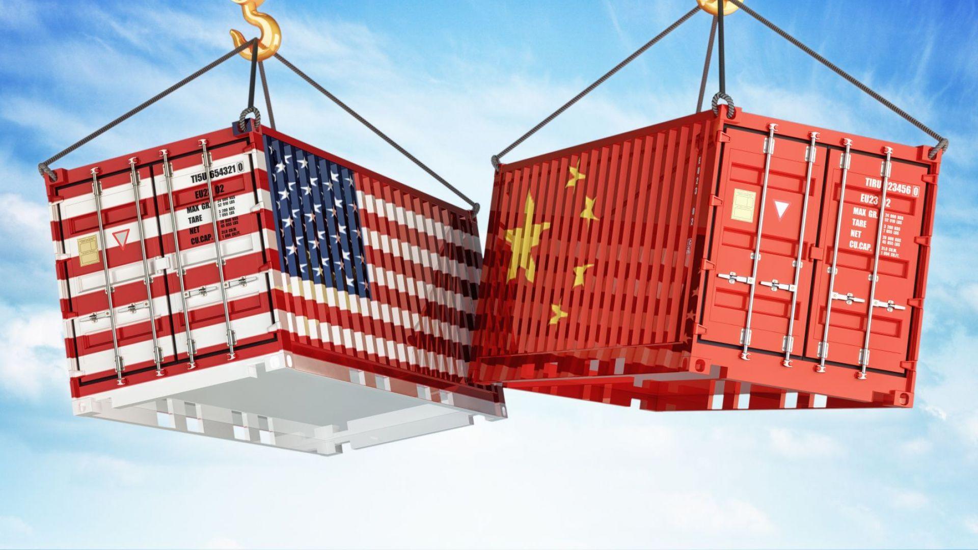 US вина, парфюми, презервативи... под прицела на Китай