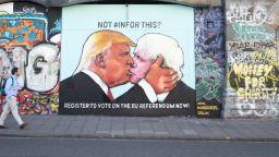 Доналд Тръмп фаворизира Борис Джонсън за премиер на Великобритания