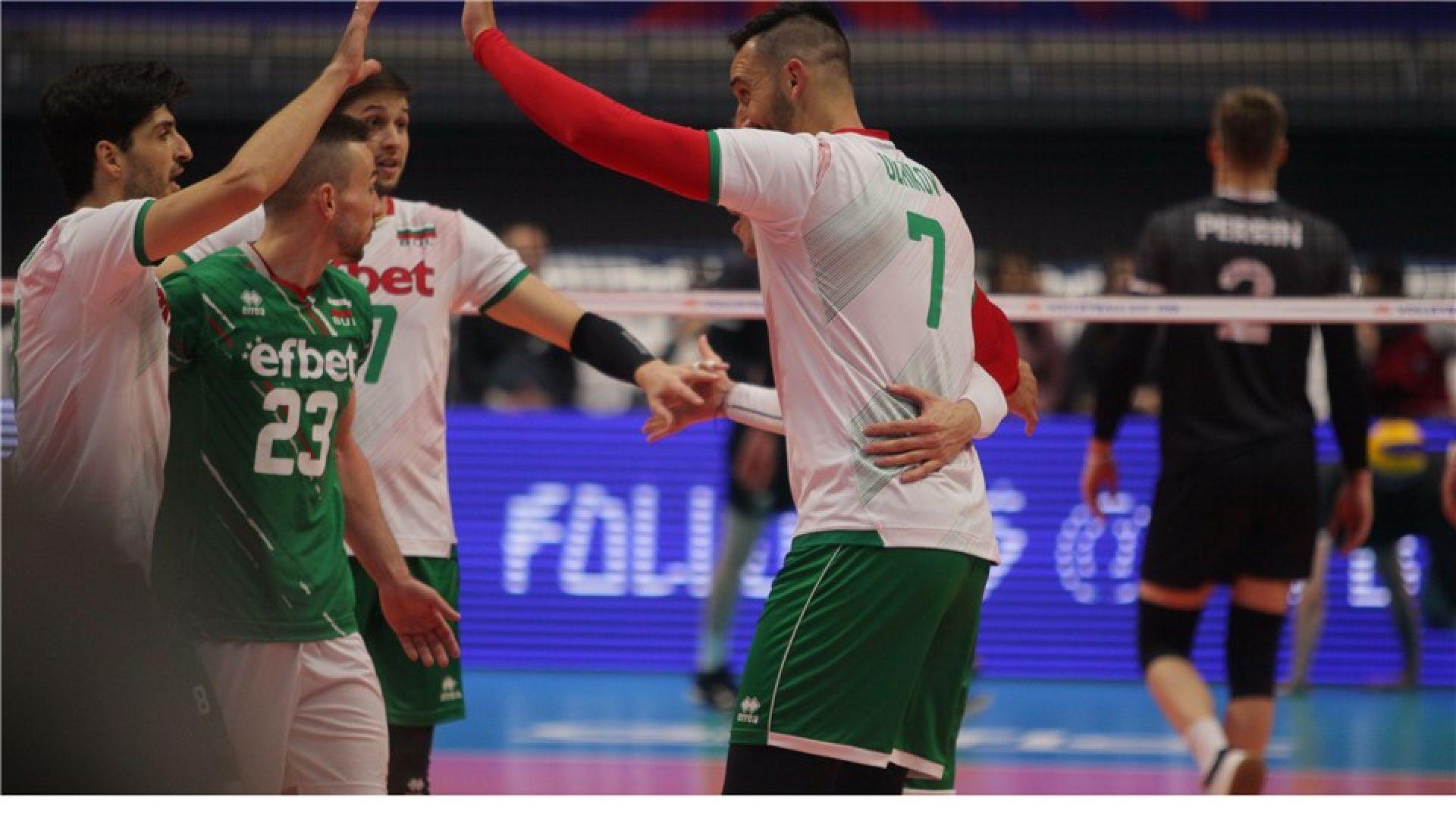 Супер начало за България на Силвано Пранди