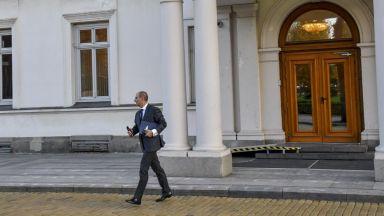 Цветанов: Лоша дума за премиера няма да кажа, закачил съм шпайковете на стената