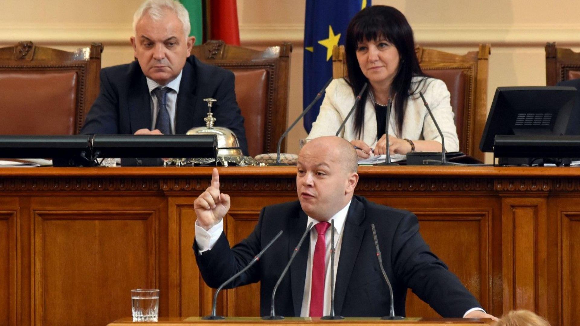 Александър Симов: БСП е единствената партия, която продължава да отказва всякаква колаборация с ГЕРБ