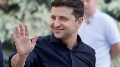 Украинският президент готов за среща с Путин, Тръмп, Мей, Меркел и Макрон