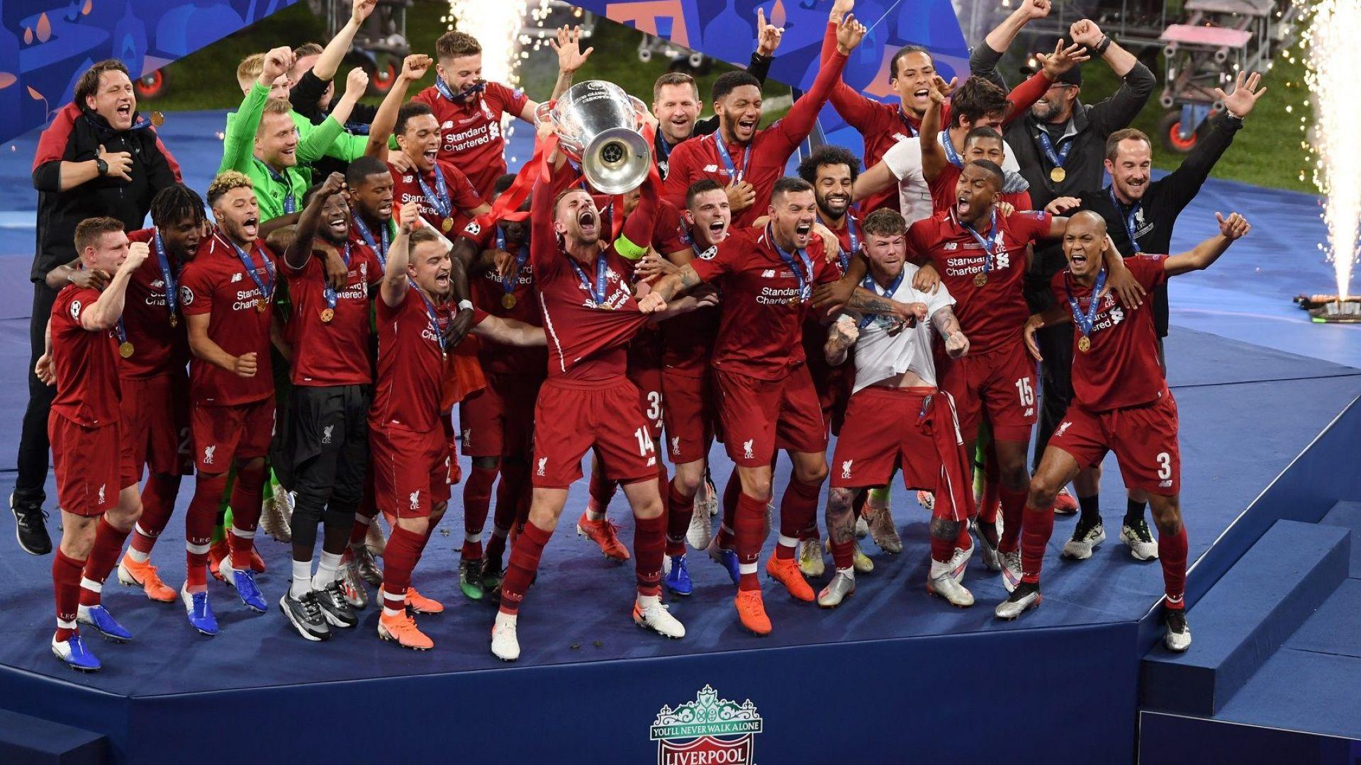 Ливърпул спечели битката и отново е крал на Европа