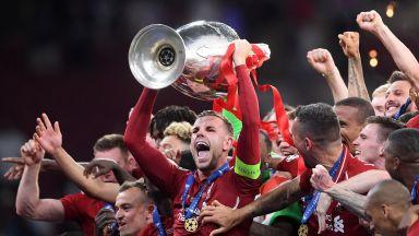 УЕФА обяви най-добрите за миналия сезон, има три големи изненади