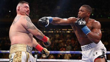 Джошуа се ядоса: Аз съм същият шампион, ще затворя устите на всички