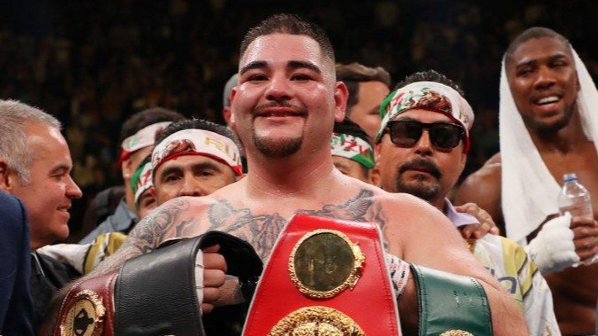 Шампионът Руис: Боксът ми спаси живота