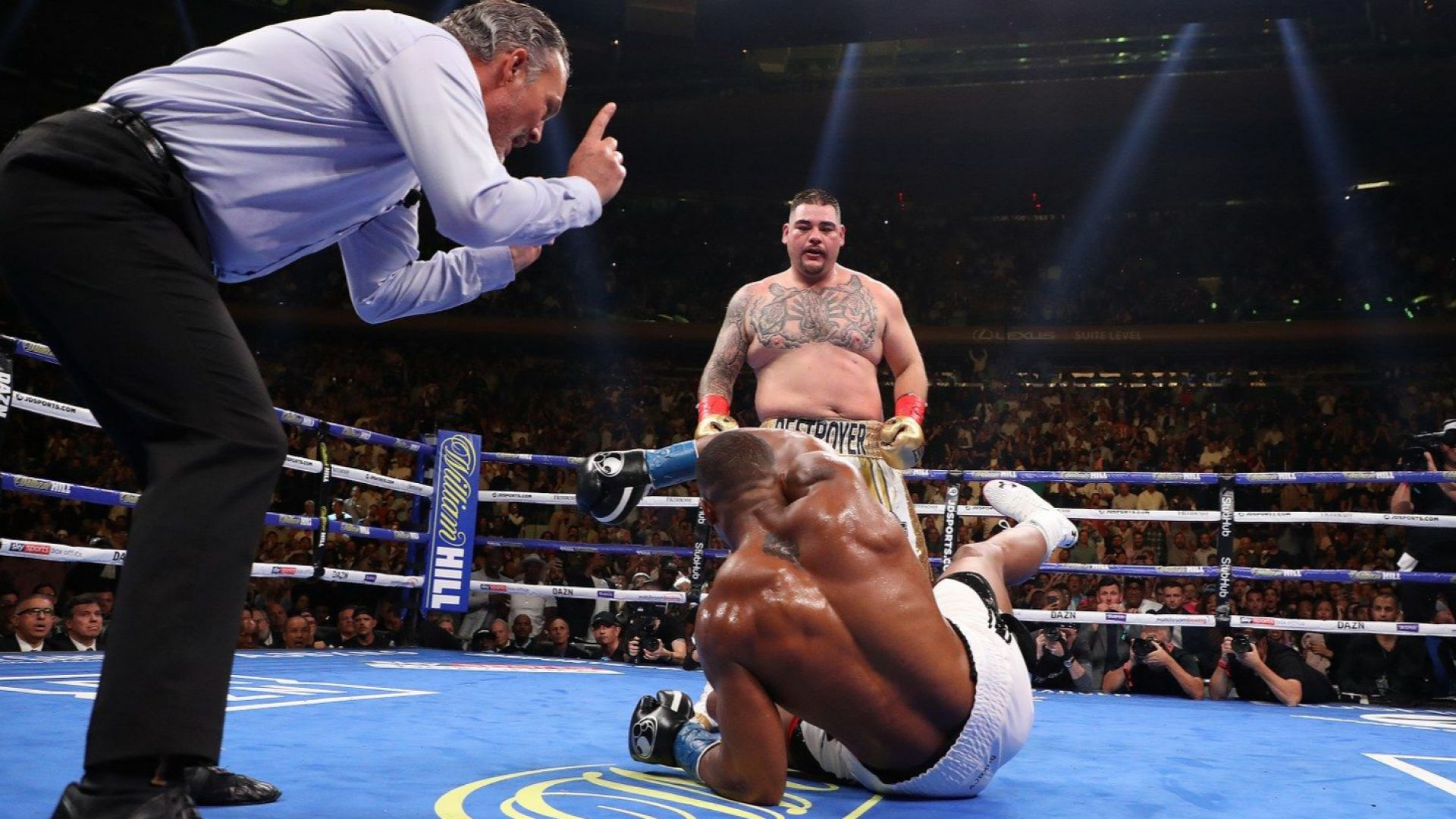 Единственият боксьор, побеждавал Джошуа: Никога не съм бил на 100% отдаден на спорта