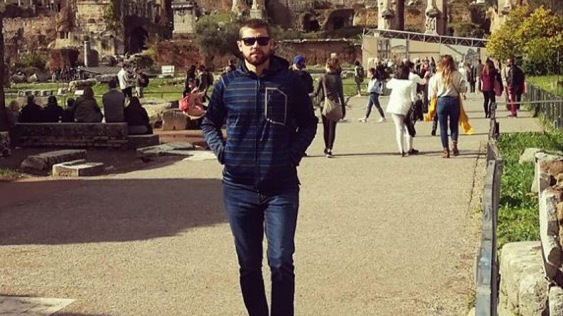 Станислав в Рим