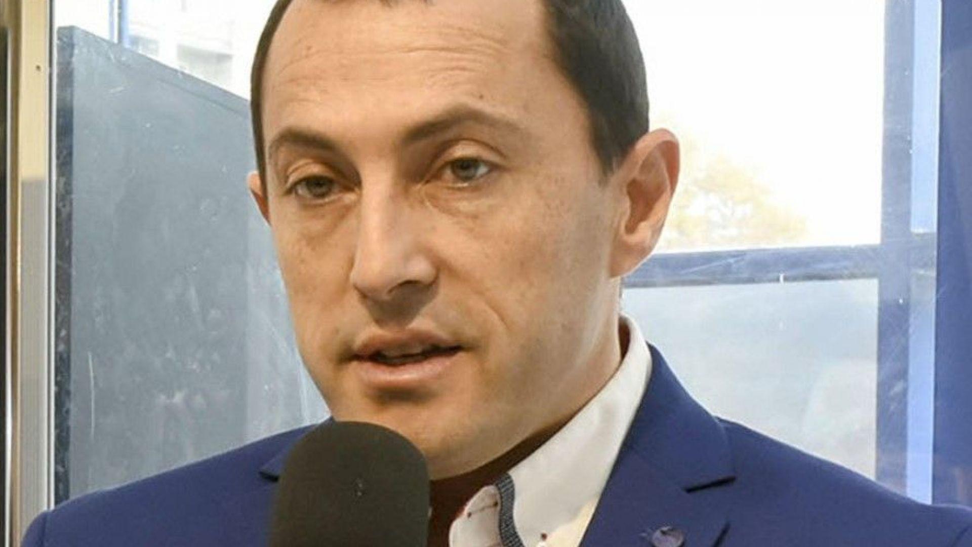 Антикорупционната комисия обискира мезонета на Ральо Ралев